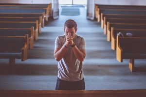 Read more about the article The Second Person of the Trinity Prayed