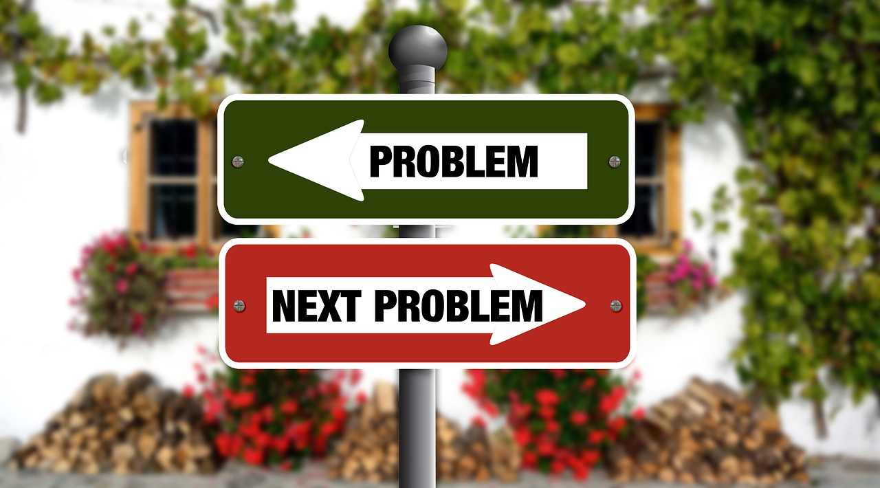 Read more about the article Making Our Problems His Problems